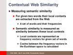 contextual web similarity3
