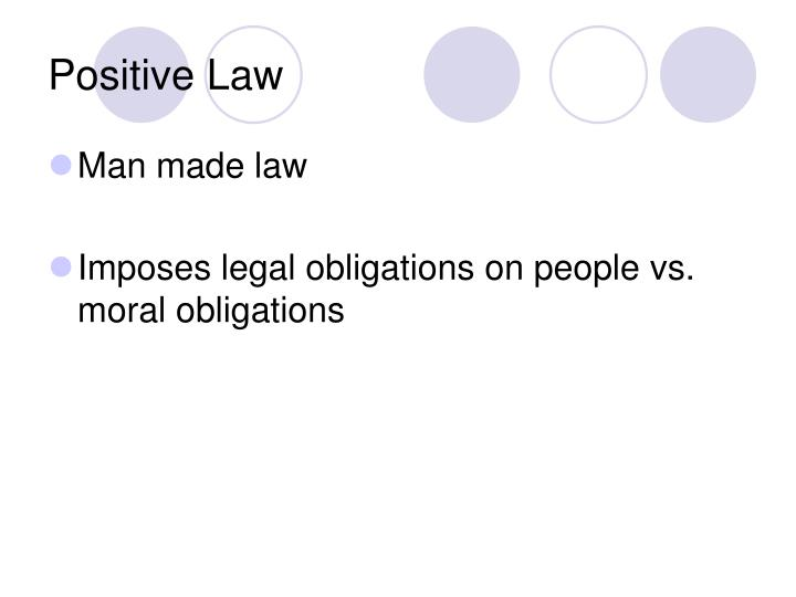 natural law and legal positivism essay Law, that is, a theory of law which is neither natural law nor legal positivism see  r dworkin  1-17 (1977) hla hart, essays on bentham 147-53.