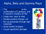 alpha beta and gamma rays1