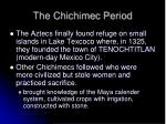 the chichimec period1