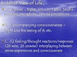 buddhist view of life