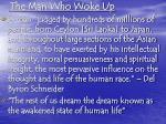 the man who woke up
