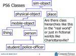 ps6 classes