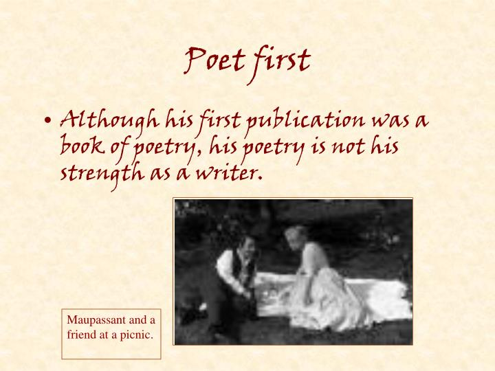 Poet first
