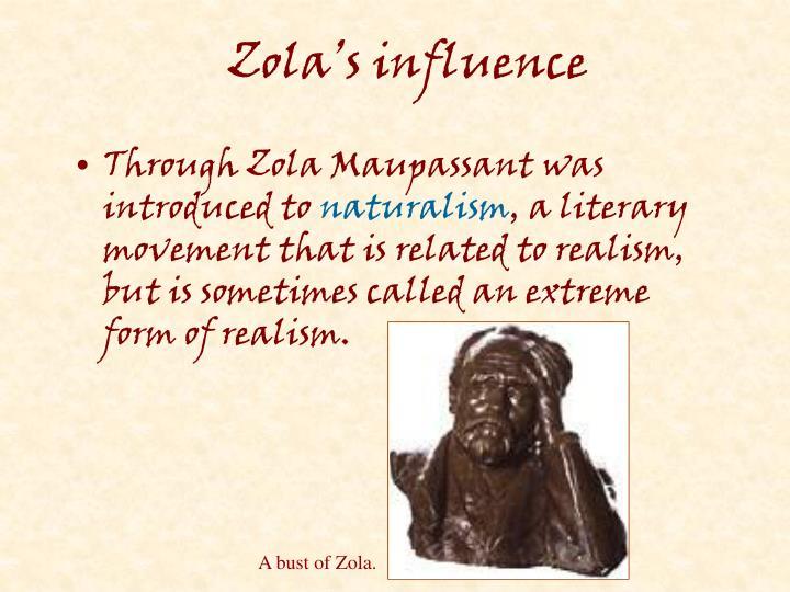 Zola's influence