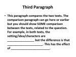 third paragraph