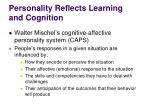 personality reflects learning and cognition3
