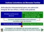 instituto colombiano de bienestar familiar6