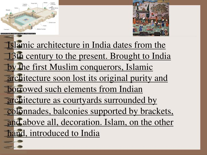 ppt islamic art and architecture powerpoint presentation id 999671