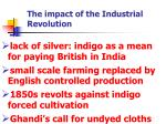 the impact of the industrial revolution2