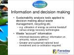 information and decision making1