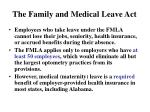 the family and medical leave act1