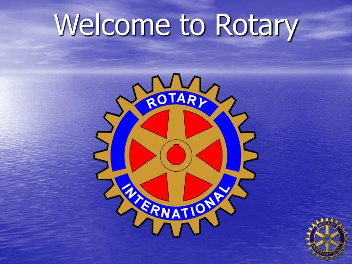 welcome to rotary n.