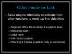 other functions link