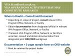vha handbook 1058 05 vha operations activities that may constitute research7