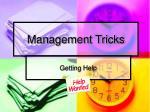 management tricks6