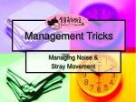 management tricks7