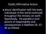 god s affirmative action7