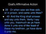 god s affirmative action9